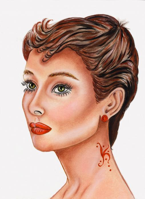 Audrey Hepburn by jeudelavie